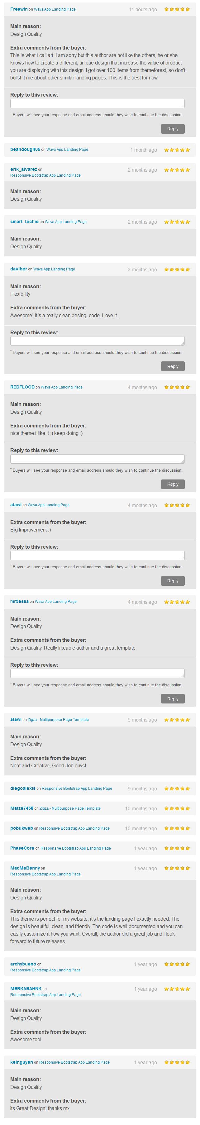 Wava App Landing Page - 7
